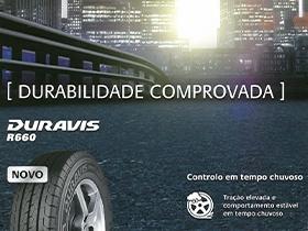 novo BRIDGESTONE DURAVIS R660